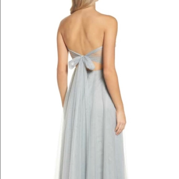 "43066e148ad79 Jenny Yoo Dresses & Skirts - Jenny Yoo Julia ""Morning Mist"" Bridesmaid Dress"